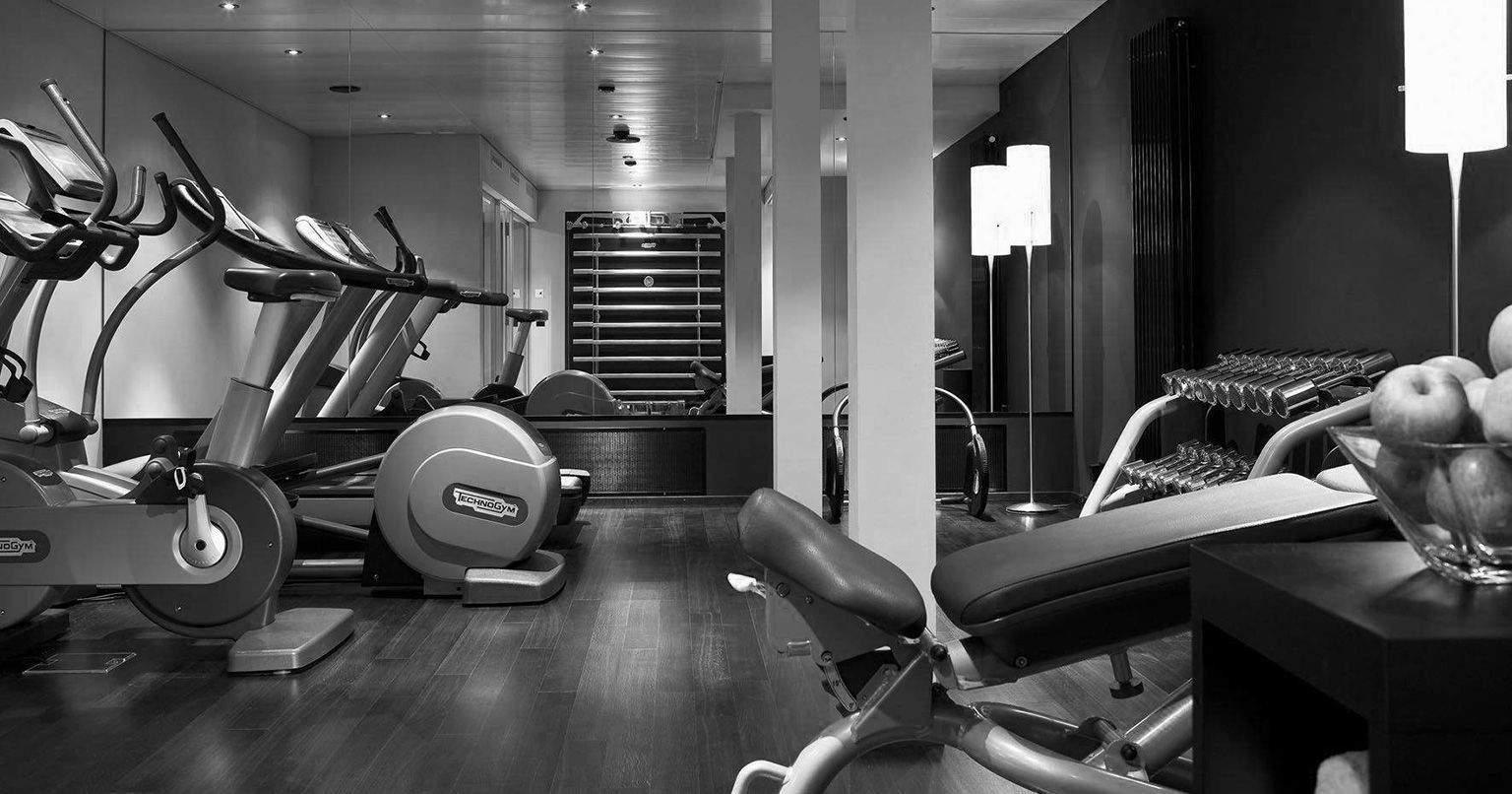 Hôtel Wellness à Bâle· Suisse : Sauna, Salle de Fitness· Hôtel D à Bâle